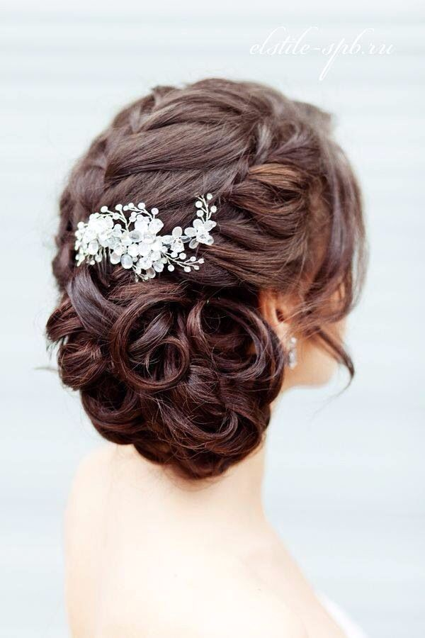 Another idea for long hair or medium hair                                                                                                                                                                                 More
