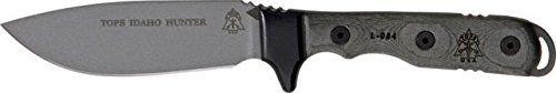 Tops Knives Idaho Hunter Fixed Blade Knife. Tops Knives Idaho Hunter Fixed Blade Knife TPTIH01.