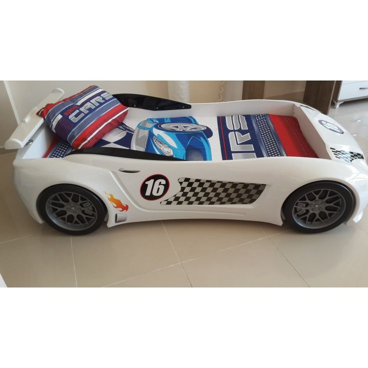 white bentley racecar bed for kids race car beds pinterest car bed