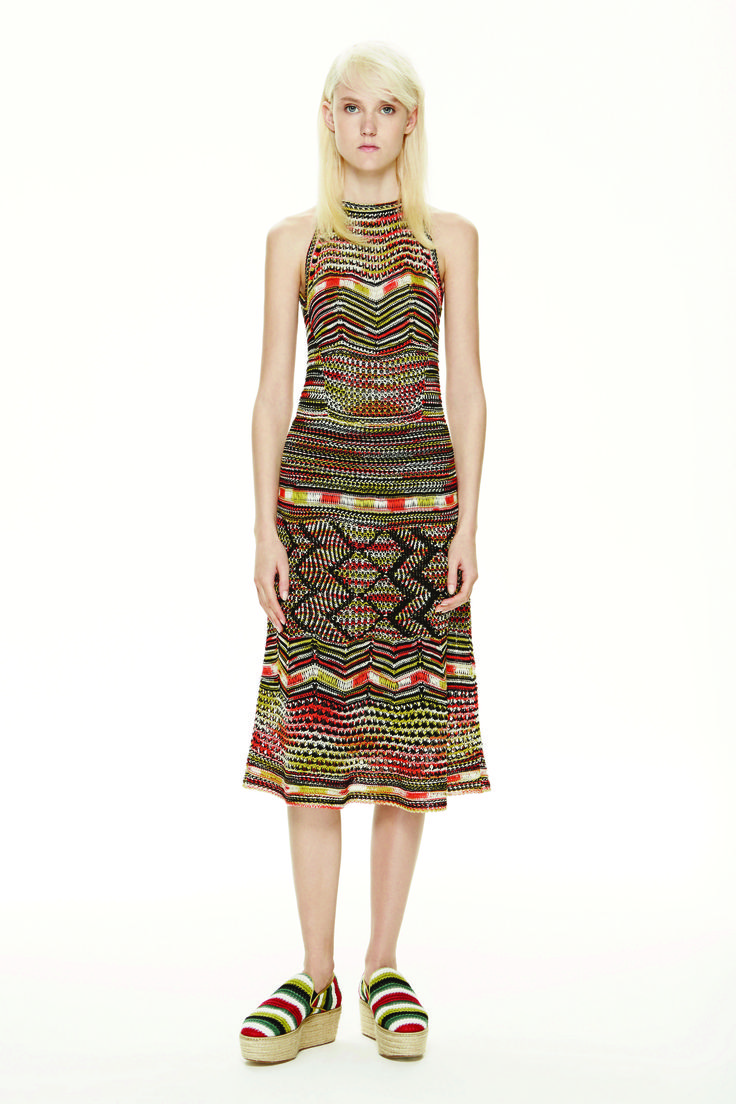 #MMissoni | LookBook | Spring 15