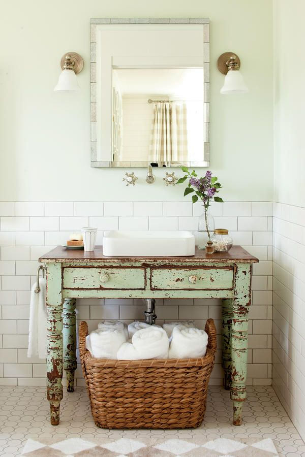 Southern Living Bathroom Ideas