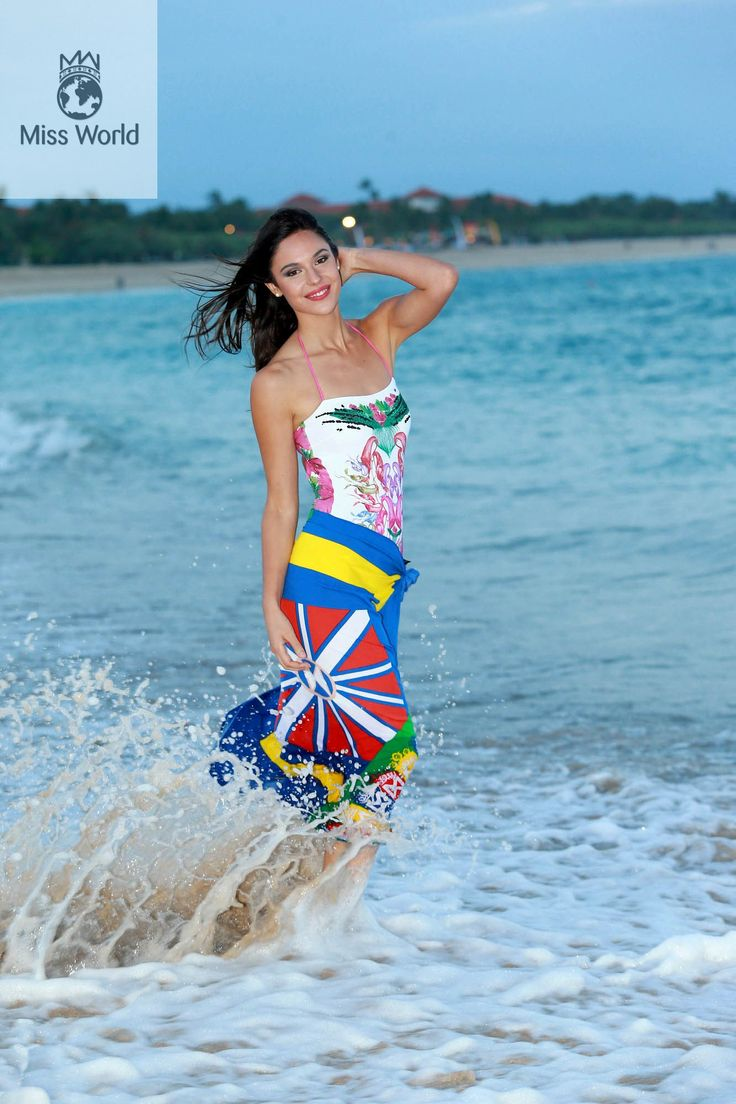 Spain - Elena Ibarbia Jiménez Miss World 2013