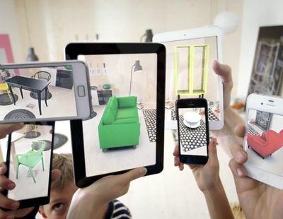 Así es la nueva #app de @Ikea_es ¡qué buena!