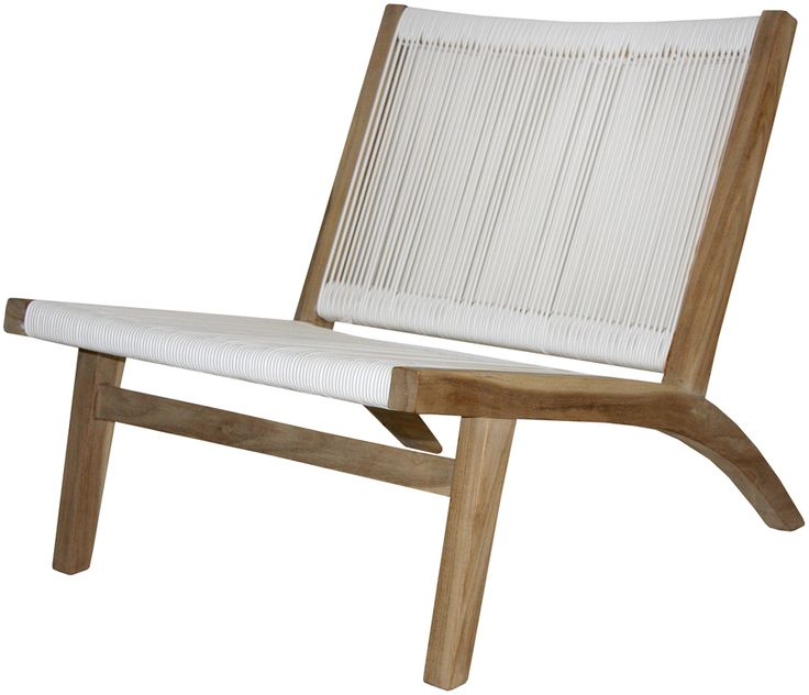 Contemporary Riempies chair