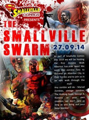 Smallville Comics Day 27.9.2014