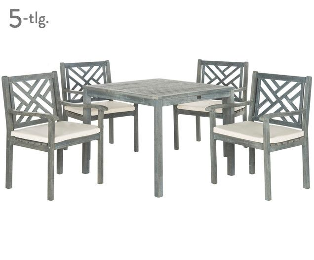 44 best Outdoor Table images on Pinterest Outdoor tables - gartenmobel set alu 5 teilig