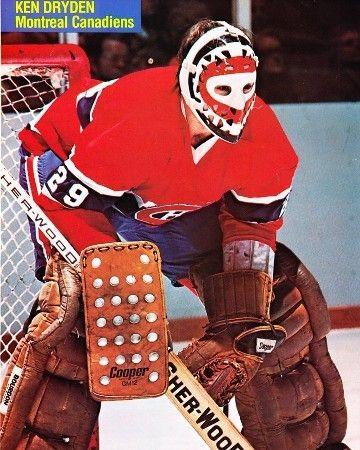 Ken Dryden - Montreal