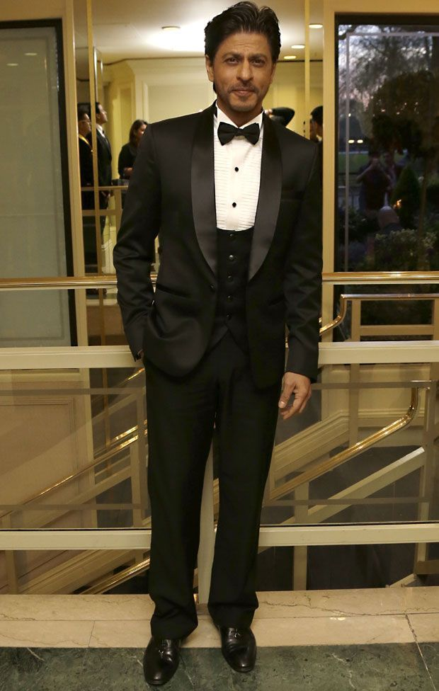 Pin by Ishawar Lalchand on tuxedo | Shahrukh khan, Khan, Bollywood