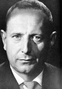 Lo schianto dell'aereo di Herr Quandt, figliastro del nazista Goebbels