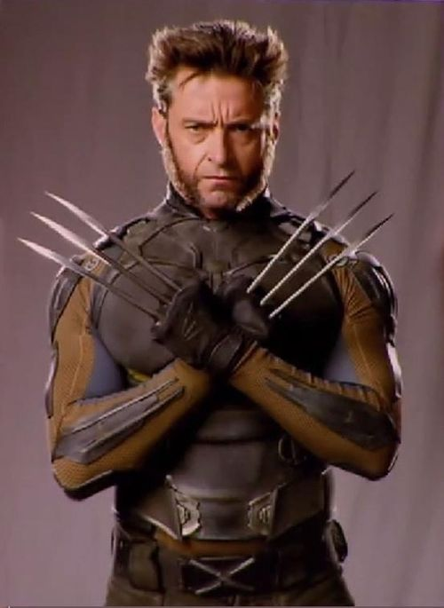 wolverine x-men days of future past suit - Google Search