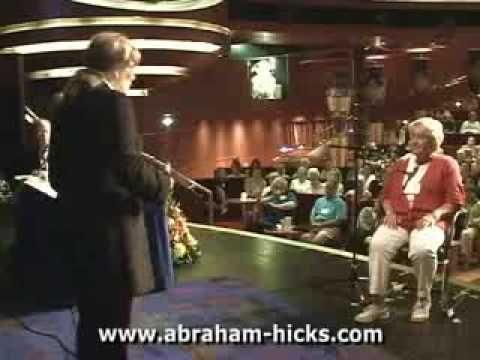 "Abraham: THE SECRET BEHIND ""THE SECRET"" - Esther & Jerry Hicks"