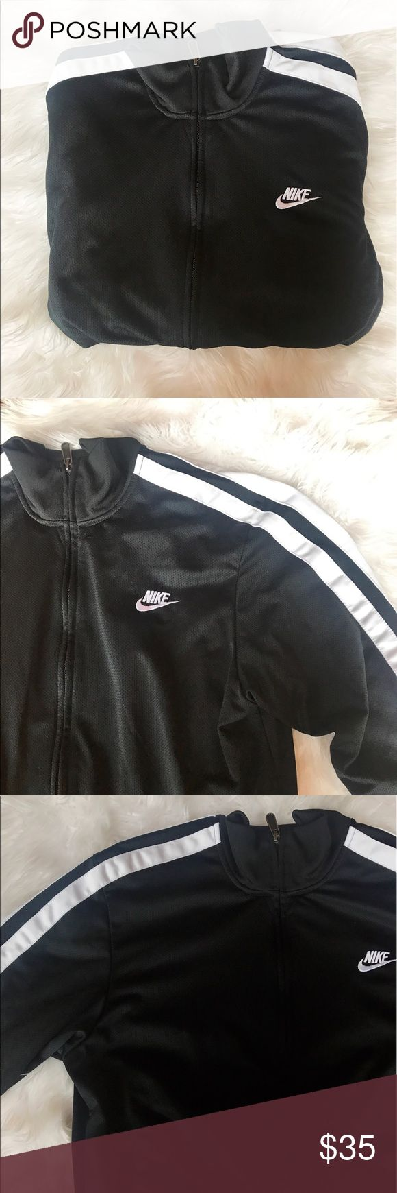 Nike track jacket No trades Nike Jackets & Coats