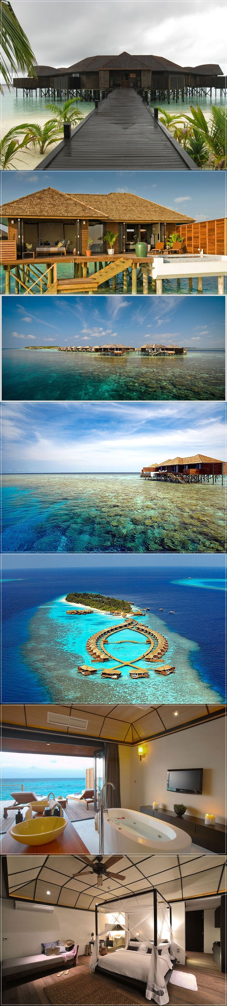 Lily Beach Resort and Spa is nominated as one of the best luxury resort for vacation. Come and experience the Luxury Resort of Lily Beach Resort & Spa at Maldives.