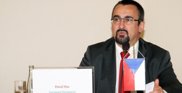 V první desítce nejvlivnějších europoslanců v oblasti životního prostředí je i Pavel Poc