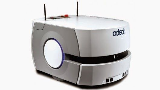 Adept Technology Introduces New Mobile Robot Localization Technology - Automation Inside