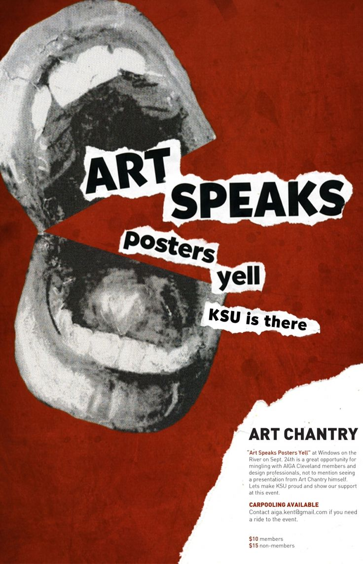 Poster design history - Art Chantry Poster But The Reasons Behind The Cult Of Ugly Are Dubious Does