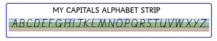 Une séquence et le matériel autour de l'ordre alphabétique.