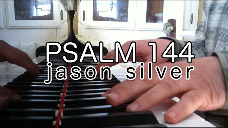"Thanks for the support: https://patreon.com/JasonSilver  The Psalm I decided to write this week is a little longer than some and it's also a little less ""Christian"" on the surface anyway in the sense that it's saying God trains hands for war and fingers for battle... I suppose we can think of these as spiritual battles but I'm fairly certain that's not what David had in mind.  In any case as I was singing through various different ideas for melody and style it just seemed to fit with a…"