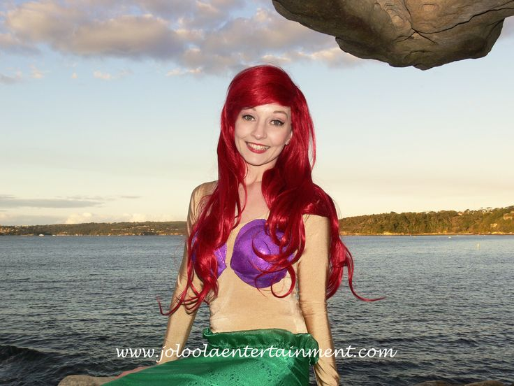 The Little Mermaid makes a splash all across Sydney with her gorgeous voice and fishy friends!