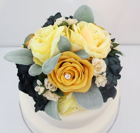 1000+ Ideas About Flower Cake Toppers On Pinterest