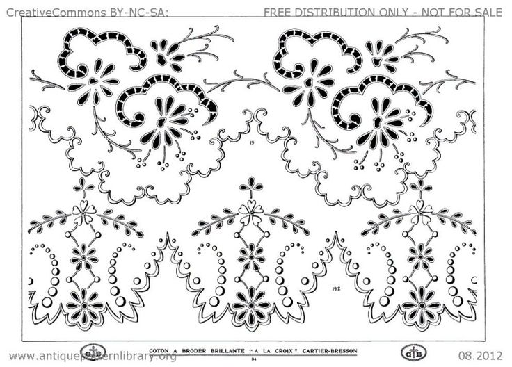 3412 best Embroidery patterns images on Pinterest