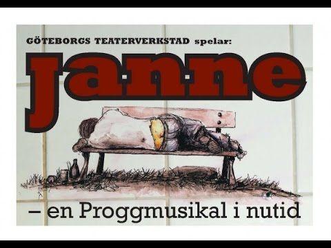 Janne - en Proggmusikal i nutid