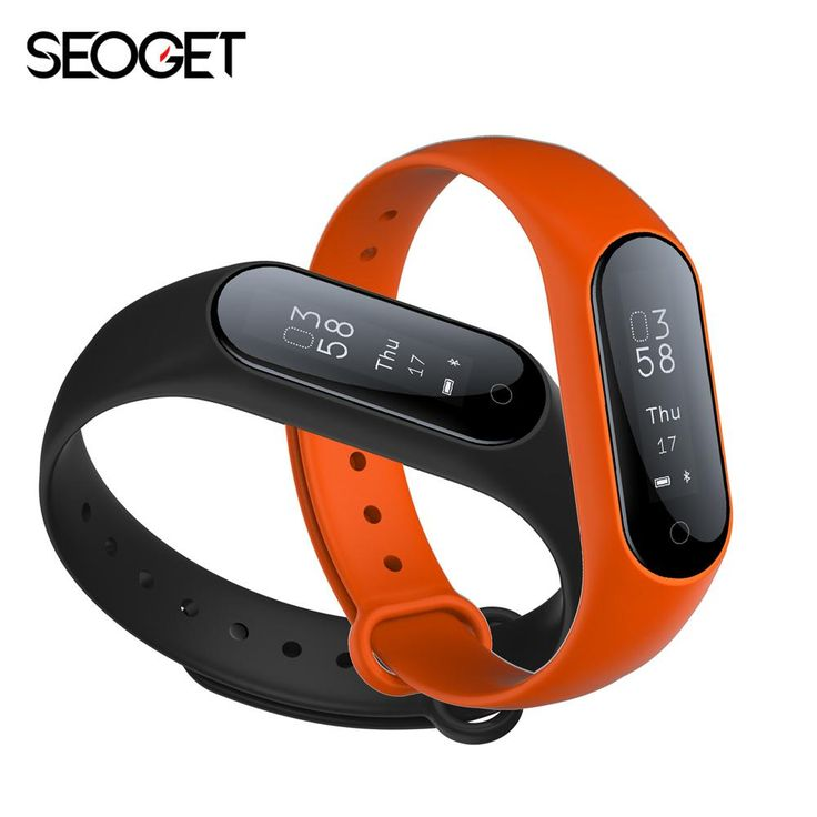 0.87'' OLED Smartwatch Blood pressure/Heart rate Monitor fitness bracelet Android IOS