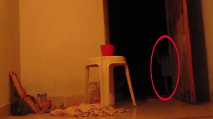 Scary Videos REAL PARANORMAL ACTIVITY | Real Ghost Caught on Tape at Night
