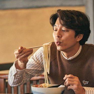 Glad you enjoyed your food  I enjoyed staring at you... fair enough, right?  Good Morning, Adorable Human  #gongyoo #gongjichul #KRH #GJCLove #GJCForEpigram #공유 #공지철 #コンユ © bySeries / Epigram