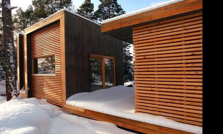 aaland summerhouse by todd saunders and tommie wilhelmsen. built in aaland, finland in 2006.