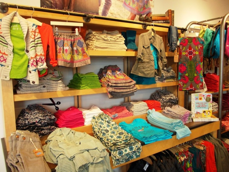 stop by one of our store locations and take a peek at our new collection.: Clothing Display, Shops Interiors, Interiors Design, Stores Locations, Kids Clothing, Kids Shops