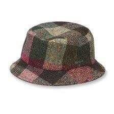 Hut aus echtem Donegal Tweed von Balmoral     bestellen - THE BRITISH SHOP - englische Damenkleidung online günstig kaufen