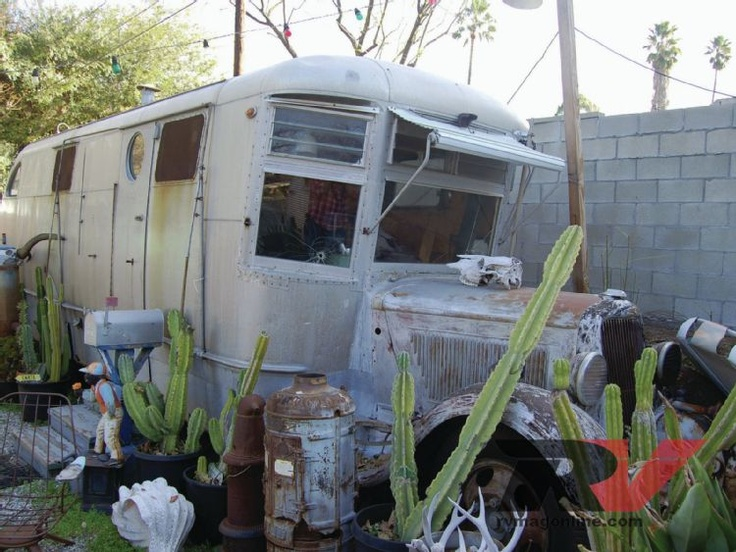 A work of art or completely functional? RV Magazine