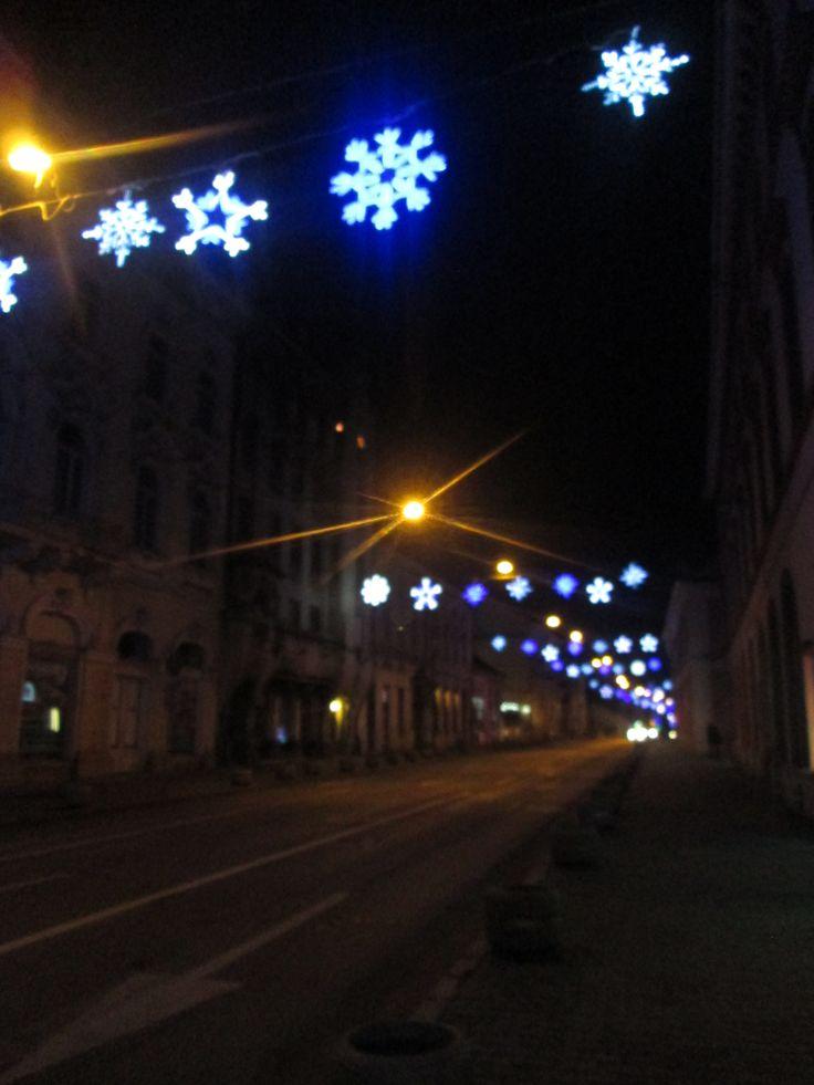 Winters in Cluj, Romania