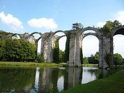 aqueducts of Château de Maintenon, France