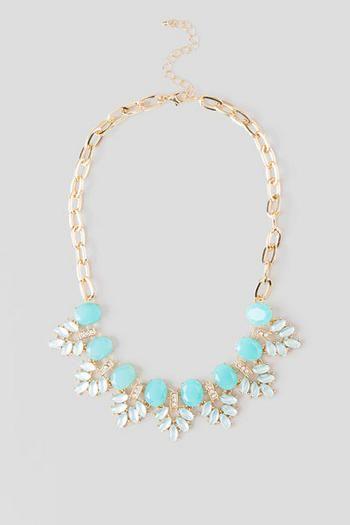 Iceland Jeweled Necklace