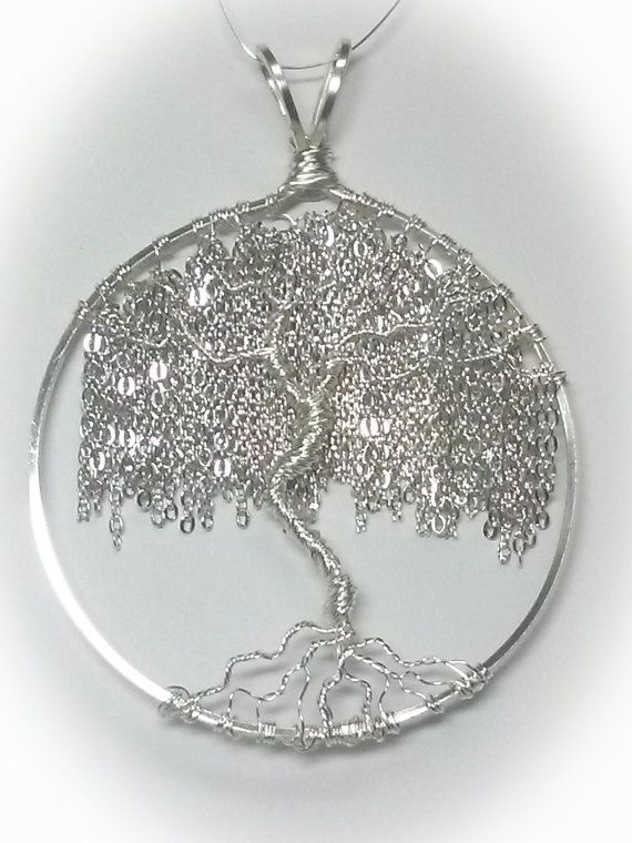 Best 25 tree pendant ideas on pinterest wire pendant tree of winter willow tree of life necklacewillow tree pendant tree of life necklace tree of life pendant tree of life in sterling silver mozeypictures Image collections