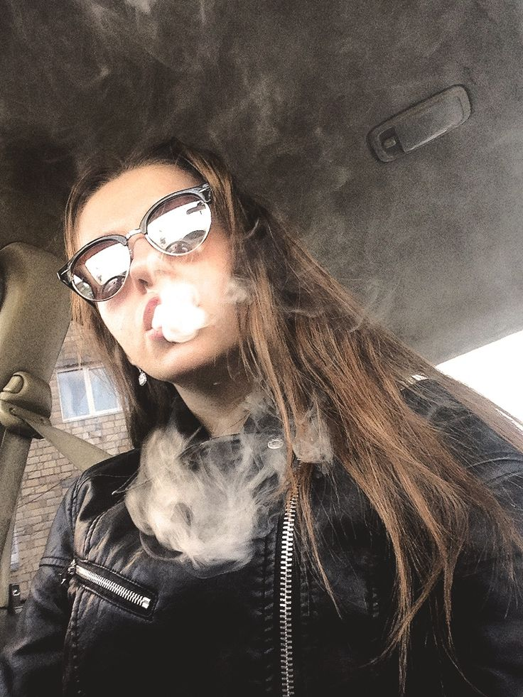 Smoke#vape#girls