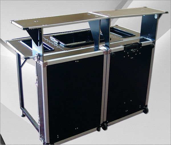 17 best images about portable bars on pinterest portable for Mobili bar cart