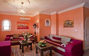 Appartement de haute standing a louer a Marrakech