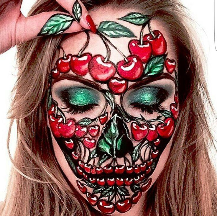 27 best Vanessa Davis images on Pinterest   Make up, Halloween ...