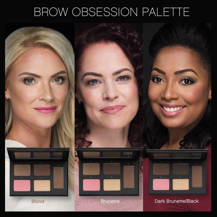 Younique brow palette