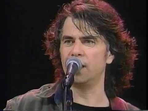 Richard Séguin en spectacle à Québec ( 1997 )