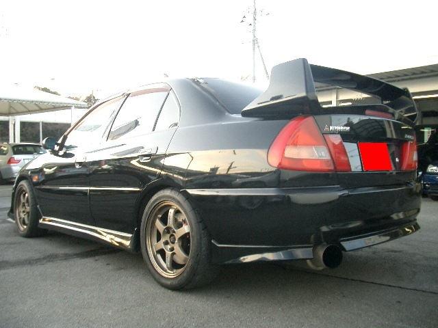 Mitsubishi Lancer GSR