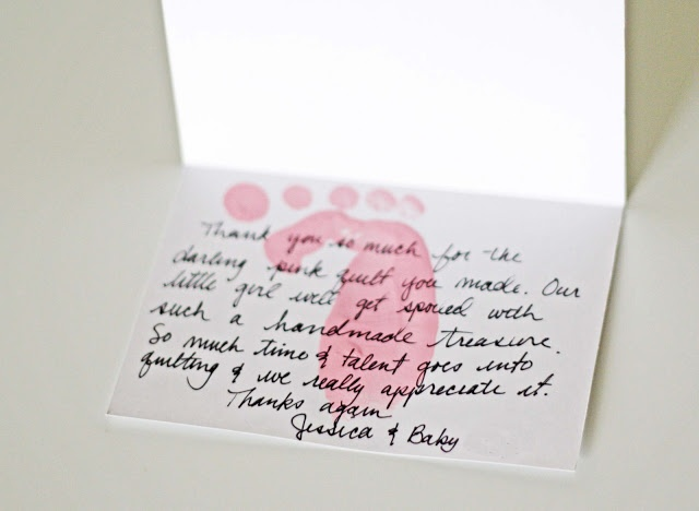 18 best Baby thank you cards images on Pinterest Baby thank you - baby shower thank you notes