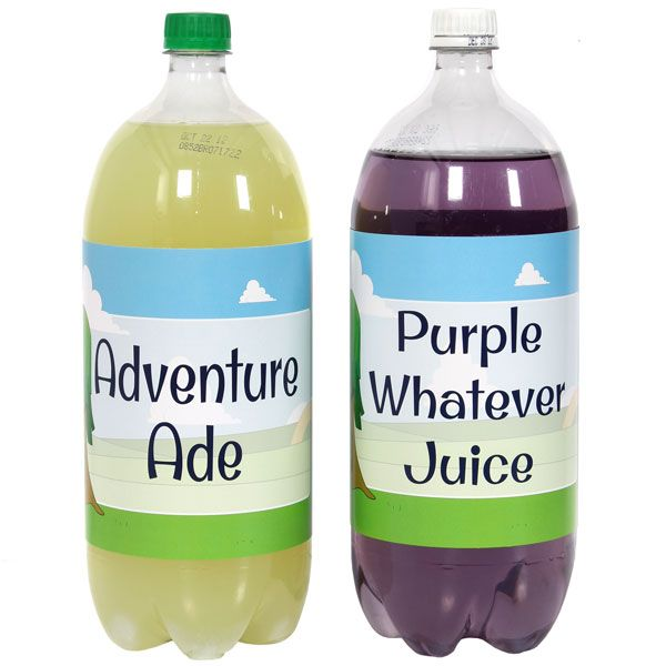 Adventure Ade & Purple Whatever Juice- The Drinks Of True Adventures!!!