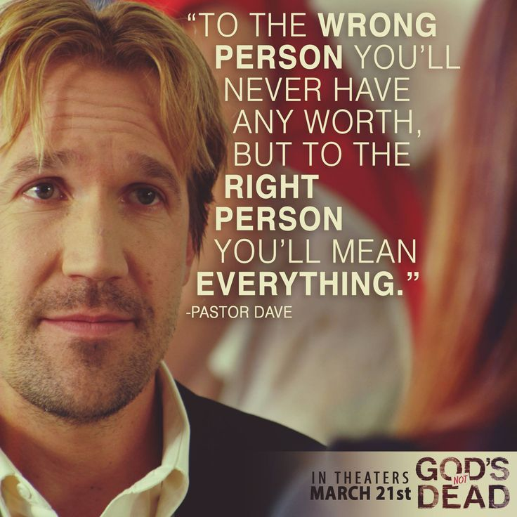 God's Not Dead - David A.R. White as (Pastor Dave) in God's Not Dead the movie coming to a theater near you March 21, 2014 - Pure Flix - Christian Movies - #PureFlix #ChristianMovies #DavidARWhitewww.PureFlix.com www.GodsNotDead.com