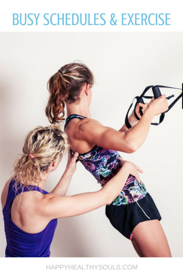 Don't know how to manage work friends exercise and well.....life? We've got just the tips for you! On the blog now: Busy Schedules & Exercise // http://www.happyhealthysouls.com/fitness/busy-schedules-and-exercise  #happyhealthysouls #fitness #schedule #exercise #workout