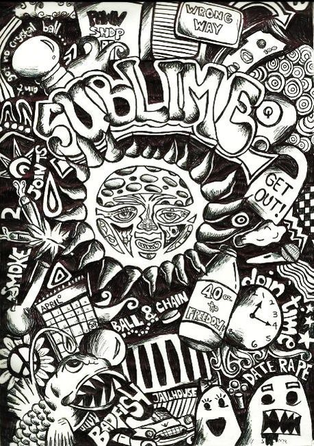 Sublime- I don't practice Santeria, I ain't got no crystal ball....