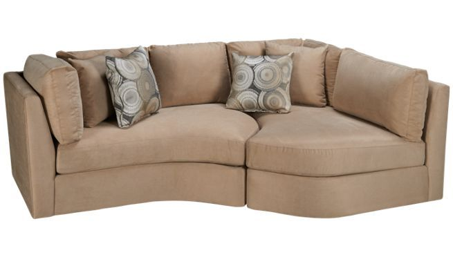 Bauhaus Crosby 2 Piece Sectional Jordan 39 S Furniture 1498 Living Room Ideas Pinterest